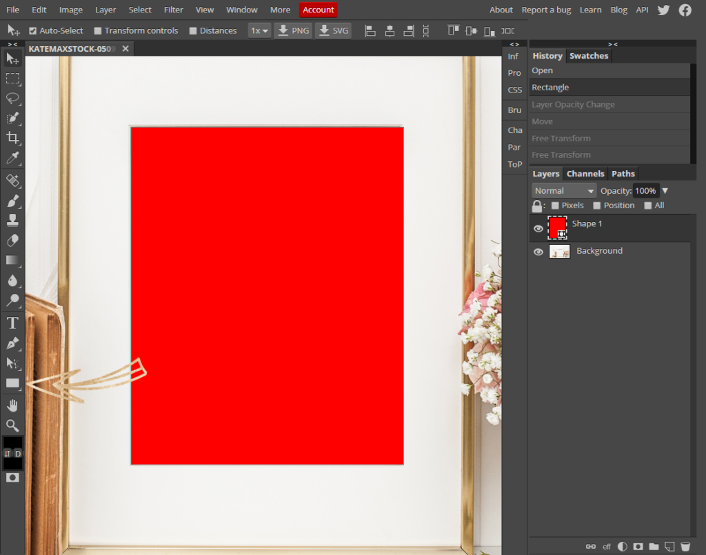 Download How to Create Frame Mockups Without Photoshop Free Mockups